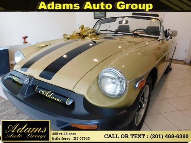 Used 1975 MG B in Little Ferry , New Jersey | Adams Auto Group . Little Ferry , New Jersey
