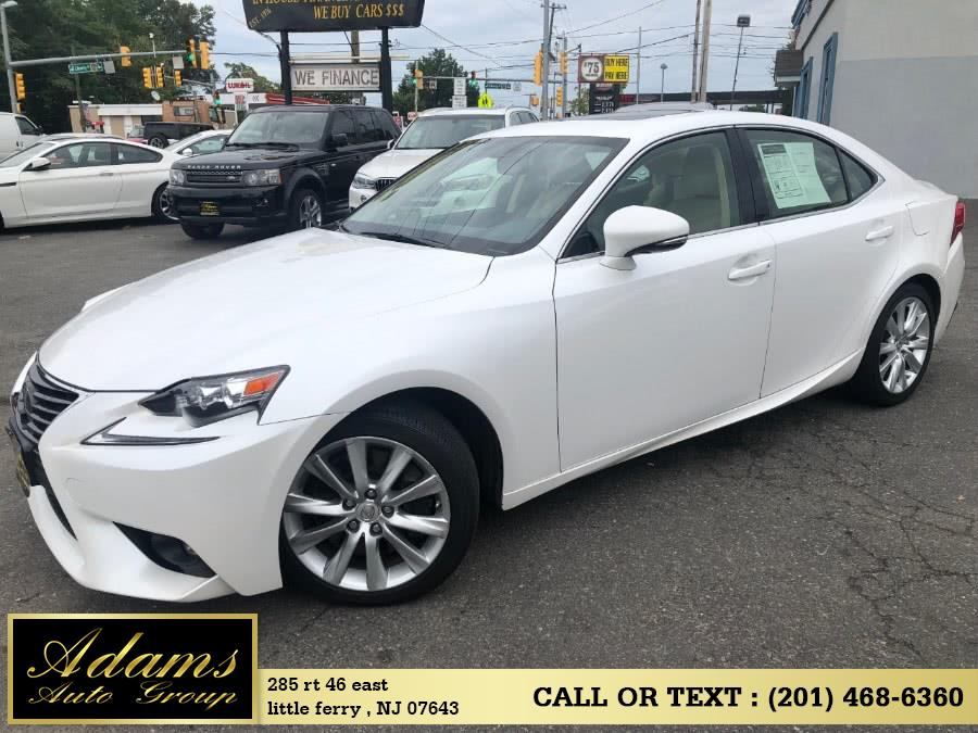 Used 2016 Lexus IS 300 in Little Ferry , New Jersey | Adams Auto Group . Little Ferry , New Jersey