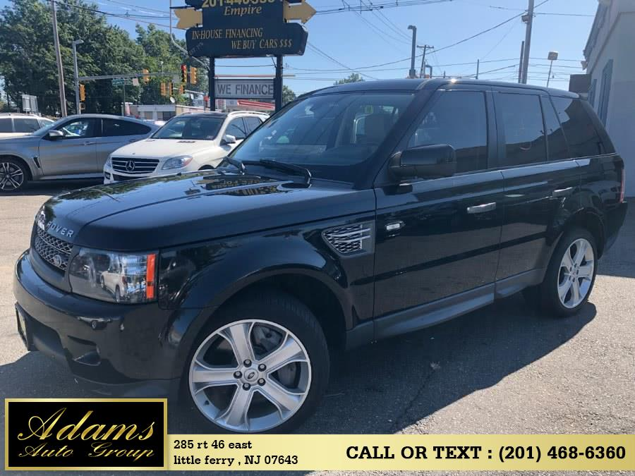 Used 2011 Land Rover Range Rover Sport in Little Ferry , New Jersey   Adams Auto Group . Little Ferry , New Jersey