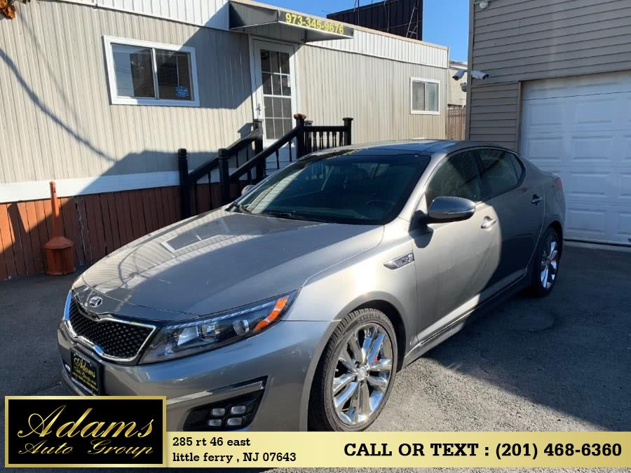 Used 2015 Kia Optima in Little Ferry , New Jersey | Adams Auto Group . Little Ferry , New Jersey