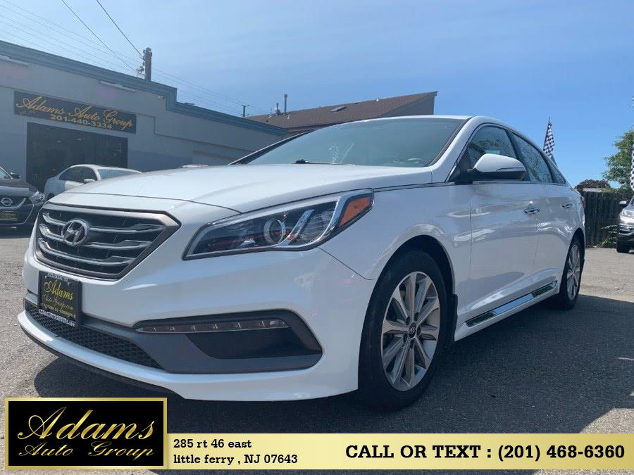 Used 2016 Hyundai Sonata in Little Ferry , New Jersey | Adams Auto Group . Little Ferry , New Jersey