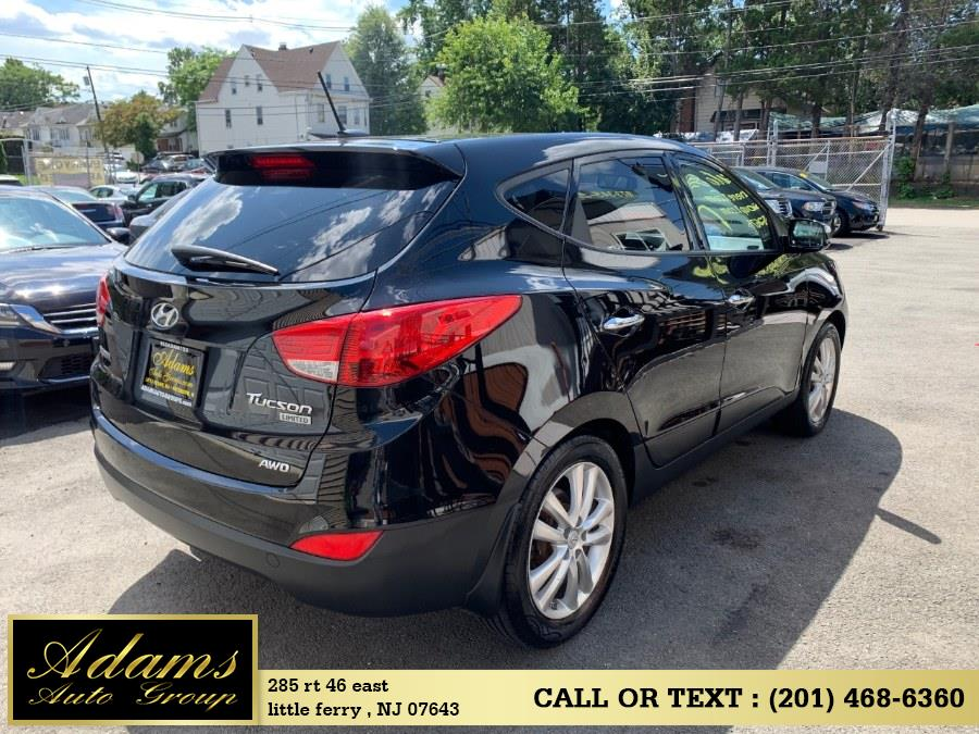 2013 Hyundai Tucson AWD 4dr Auto Limited, available for sale in Little Ferry , New Jersey | Adams Auto Group . Little Ferry , New Jersey