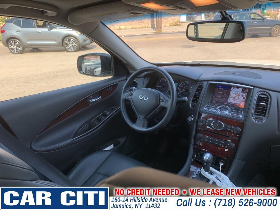Used INFINITI QX50 AWD 4dr 2016 | ID Auto Mall . South Richmond Hill, New York