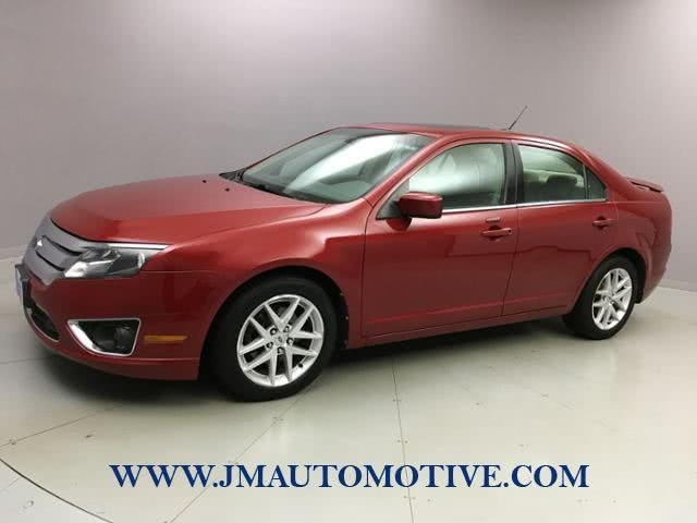 Used 2010 Ford Fusion in Naugatuck, Connecticut | J&M Automotive Sls&Svc LLC. Naugatuck, Connecticut