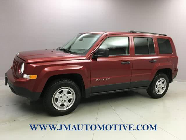 Used 2014 Jeep Patriot in Naugatuck, Connecticut | J&M Automotive Sls&Svc LLC. Naugatuck, Connecticut