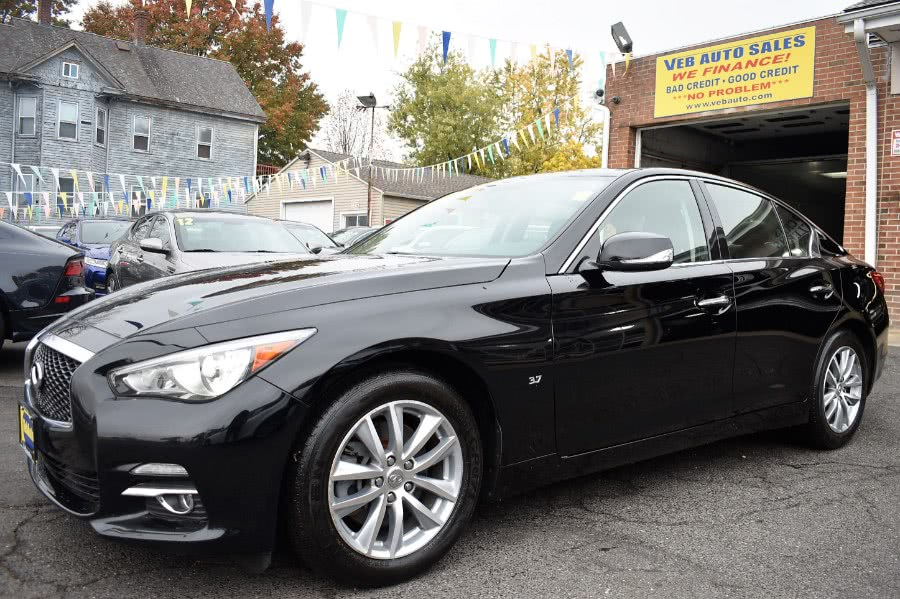 Used 2015 Infiniti Q50 in Berlin, Connecticut | Tru Auto Mall. Berlin, Connecticut