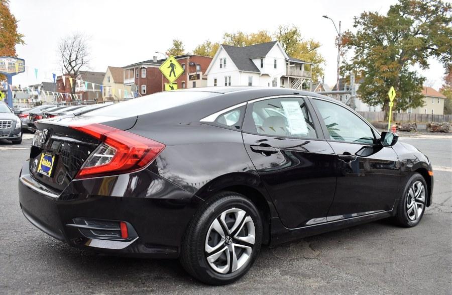Used Honda Civic Sedan 4dr CVT LX 2016 | VEB Auto Sales. Hartford, Connecticut
