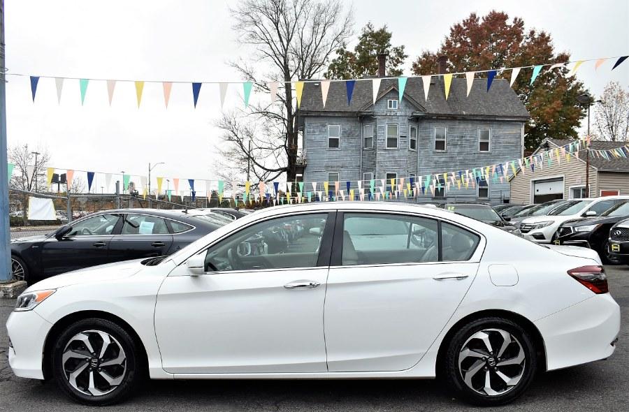 2016 Honda Accord Sedan 4dr V6 Auto EX-L, available for sale in Hartford, Connecticut | VEB Auto Sales. Hartford, Connecticut