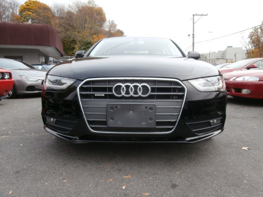 2013 Audi A4 4dr Sdn Auto quattro 2.0T Premium, available for sale in Waterbury, Connecticut | Jim Juliani Motors. Waterbury, Connecticut