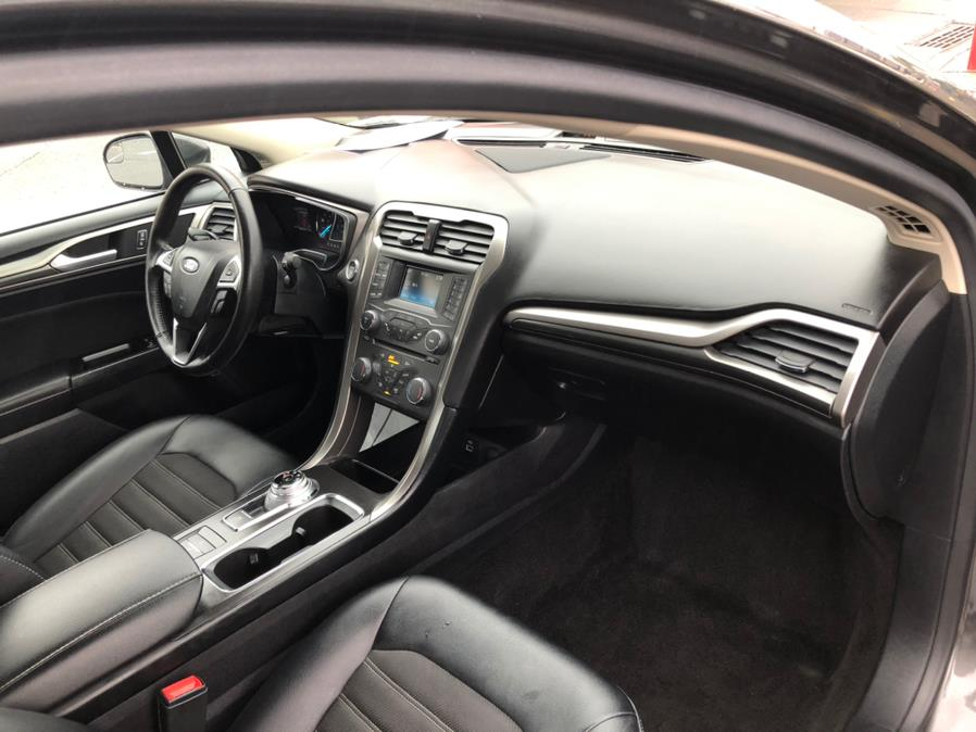 2017 Ford Fusion Hybrid SE FWD, available for sale in Jamaica, New York | Queens Best Auto, Inc.. Jamaica, New York