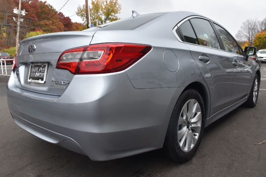 2016 Subaru Legacy 4dr Sdn 2.5i Premium PZEV, available for sale in Waterbury, Connecticut | Highline Car Connection. Waterbury, Connecticut