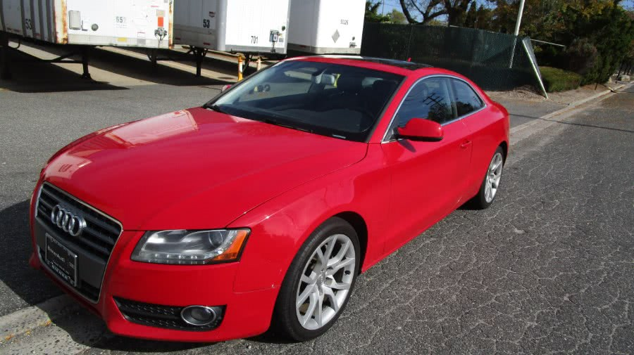 2012 Audi A5 2dr Cpe Auto quattro 2.0T Premium Plus, available for sale in Hicksville, New York | H & H Auto Sales. Hicksville, New York