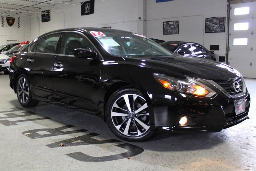 Used 2016 Nissan Altima in Deer Park, New York | Car Tec Enterprise Leasing & Sales LLC. Deer Park, New York