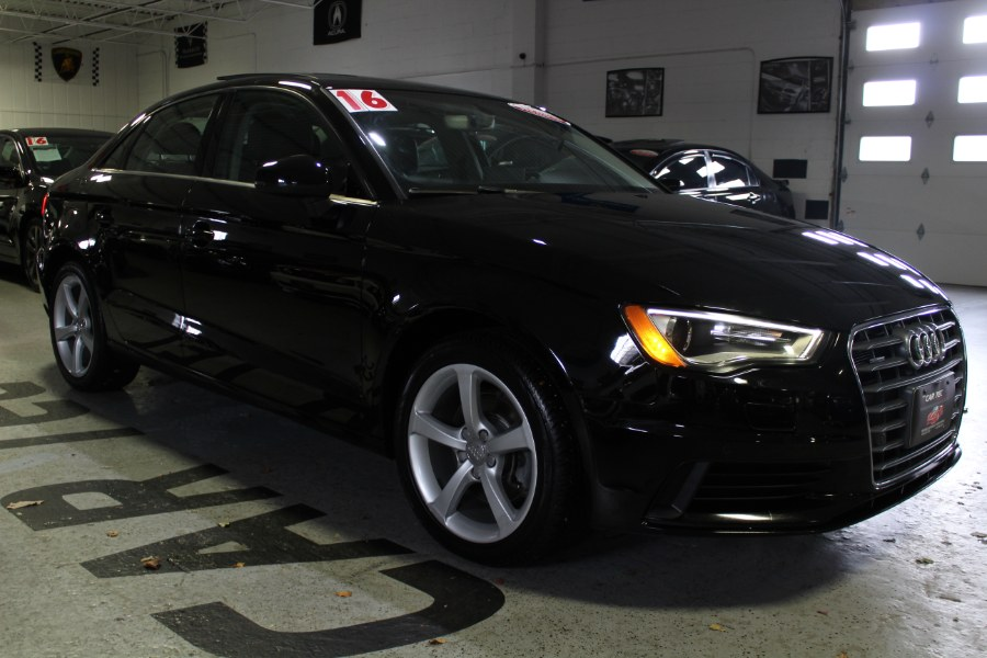 2016 Audi A3 4dr Sdn quattro 2.0T Premium, available for sale in Deer Park, New York | Car Tec Enterprise Leasing & Sales LLC. Deer Park, New York