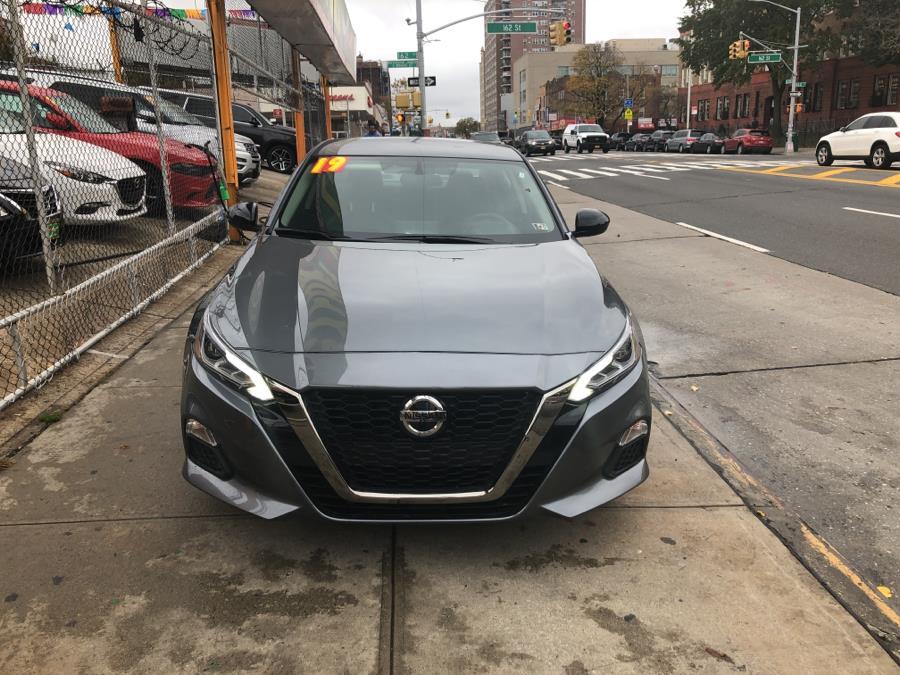 Used Nissan Altima 2.5 SR Sedan 2019   Sylhet Motors Inc.. Jamaica, New York