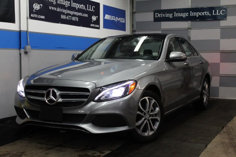 Used 2016 Mercedes-Benz C-Class in Farmington, Connecticut | Driving Image Imports LLC. Farmington, Connecticut