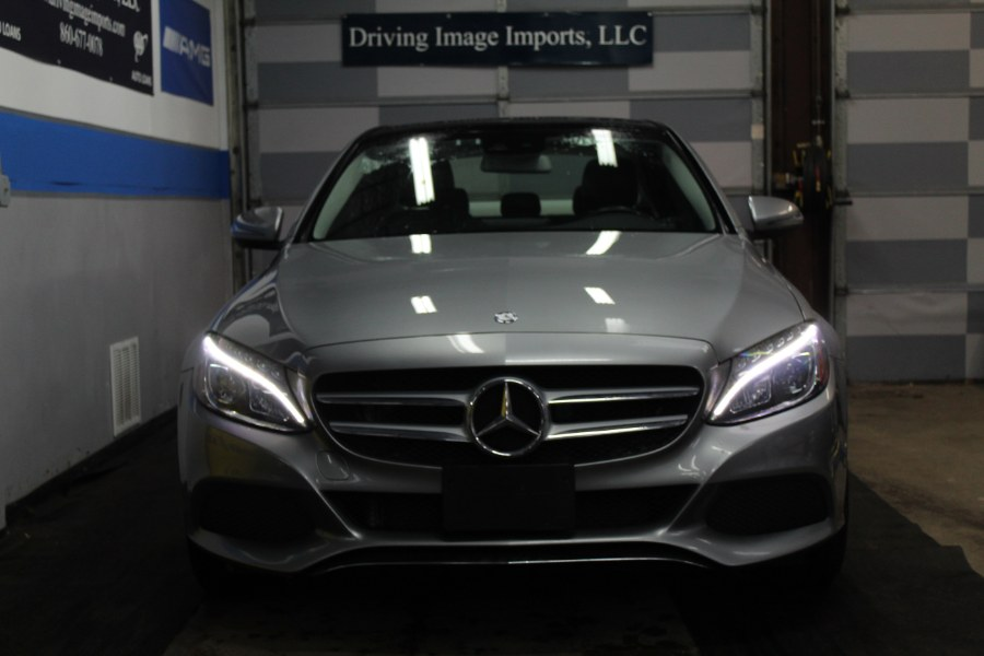 Used Mercedes-Benz C-Class 4dr Sdn C 300 Sport 4MATIC 2016 | Driving Image Imports LLC. Farmington, Connecticut