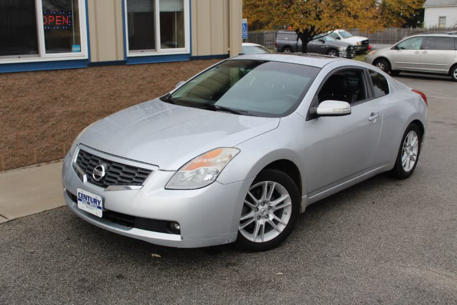 Used 2008 Nissan Altima in East Windsor, Connecticut | Century Auto And Truck. East Windsor, Connecticut