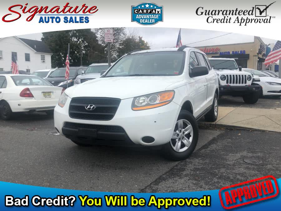 Used 2009 Hyundai Santa Fe in Franklin Square, New York | Signature Auto Sales. Franklin Square, New York