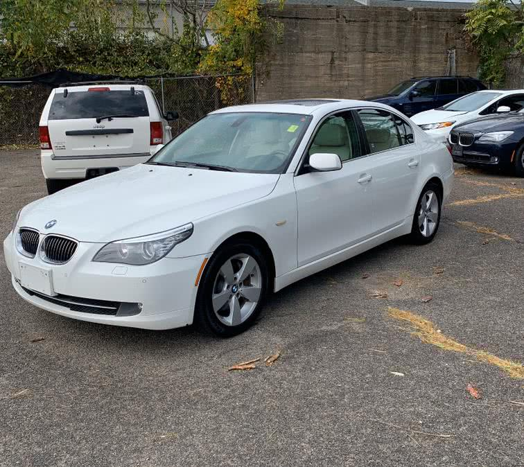 2008 BMW 5 Series 4dr Sdn 528xi AWD, available for sale in Danbury, Connecticut | Car City of Danbury, LLC. Danbury, Connecticut