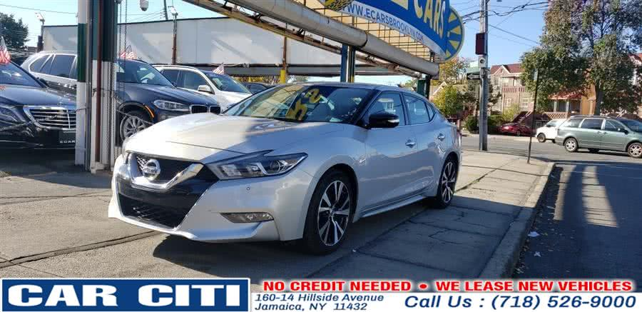 2018 Nissan Maxima SV 3.5L, available for sale in Jamaica, New York | Car Citi. Jamaica, New York