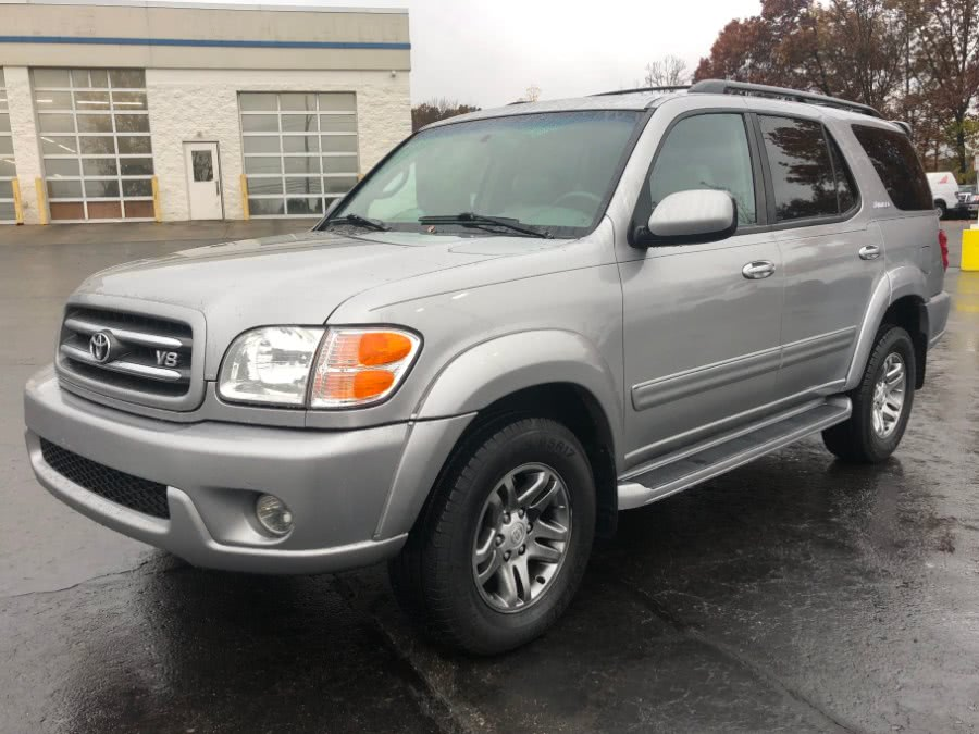 Used 2004 Toyota Sequoia in Ortonville, Michigan | Marsh Auto Sales LLC. Ortonville, Michigan