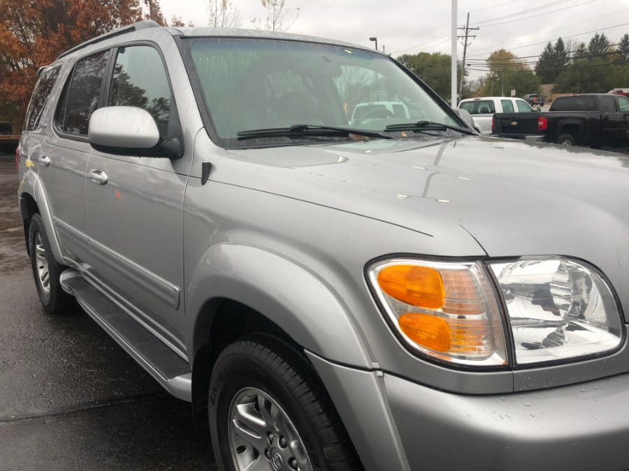 2004 Toyota Sequoia 4dr Limited 4WD, available for sale in Ortonville, Michigan | Marsh Auto Sales LLC. Ortonville, Michigan