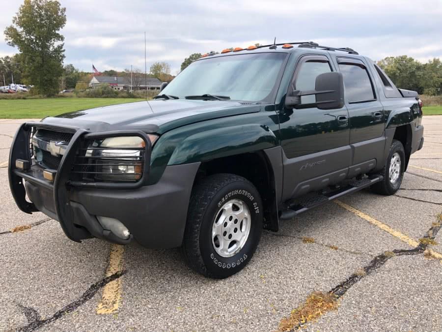 Used 2003 Chevrolet Avalanche in Ortonville, Michigan   Marsh Auto Sales LLC. Ortonville, Michigan