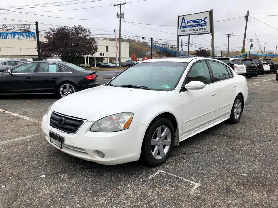 Used 2003 Nissan Altima in Waterbury, Connecticut | Apex  Automotive. Waterbury, Connecticut