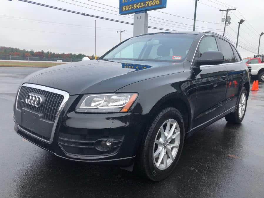 Used Audi Q5 2.0T Premium Quattro 2012 | RH Cars LLC. Merrimack, New Hampshire