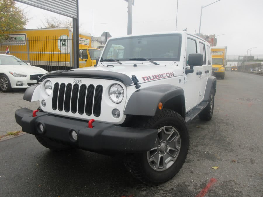 Used 2017 Jeep Wrangler Unlimited in Bronx, New York | Todos Autos Sales. Bronx, New York