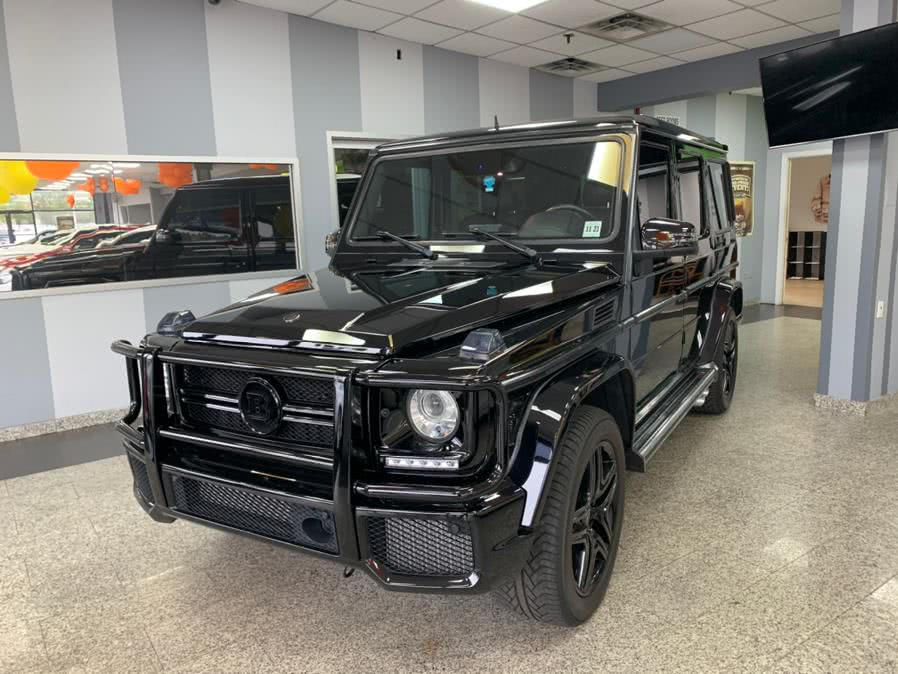 Used 2016 Mercedes-Benz G-Class in Hillside, New Jersey | M Sport Motor Car. Hillside, New Jersey