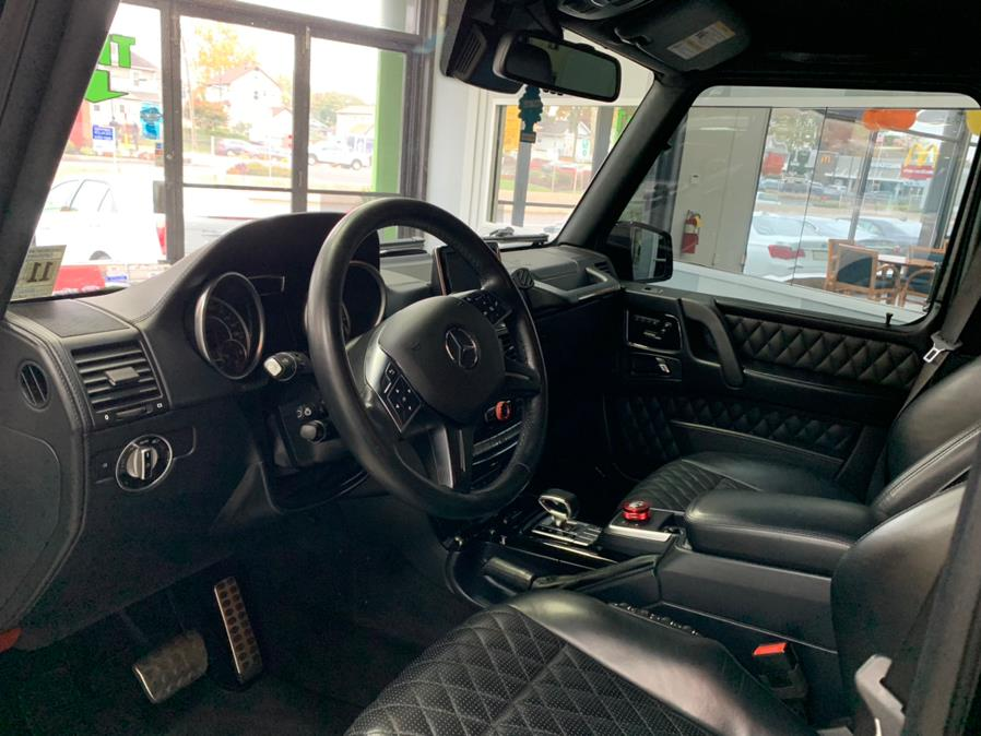 2016 Mercedes-Benz G-Class 4MATIC 4dr AMG G 63, available for sale in Lodi, New Jersey | European Auto Expo. Lodi, New Jersey