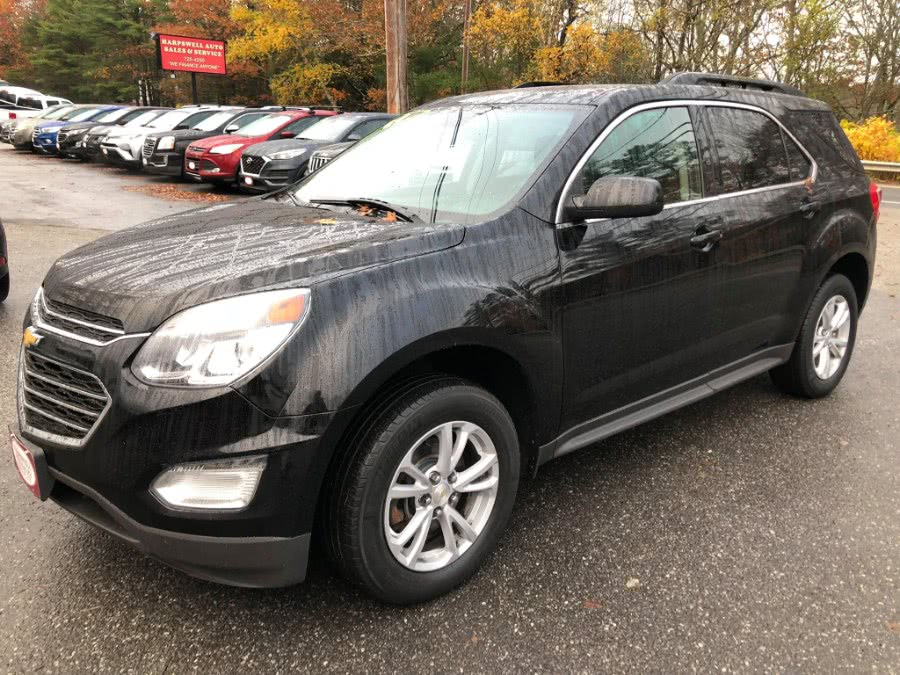 Used 2017 Chevrolet Equinox in Harpswell, Maine | Harpswell Auto Sales Inc. Harpswell, Maine