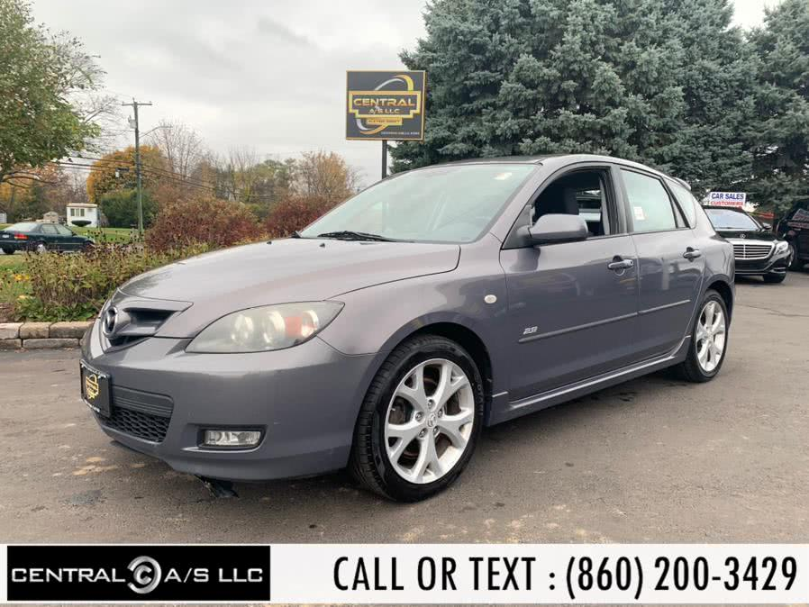 Used Mazda Mazda3 5dr HB Man s Sport *Ltd Avail* 2008 | Central A/S LLC. East Windsor, Connecticut