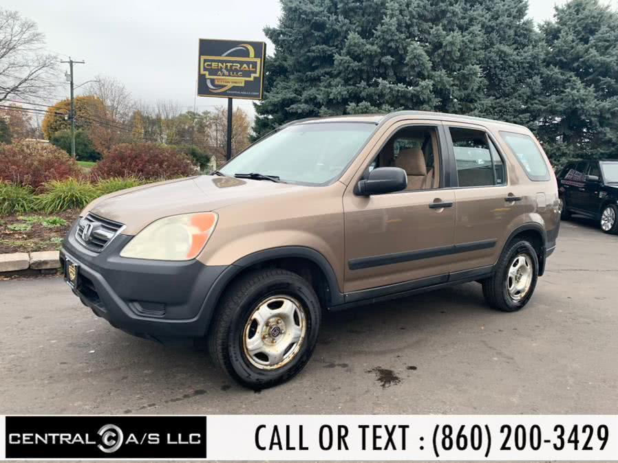 Used Honda CR-V 4WD LX Auto 2003 | Central A/S LLC. East Windsor, Connecticut
