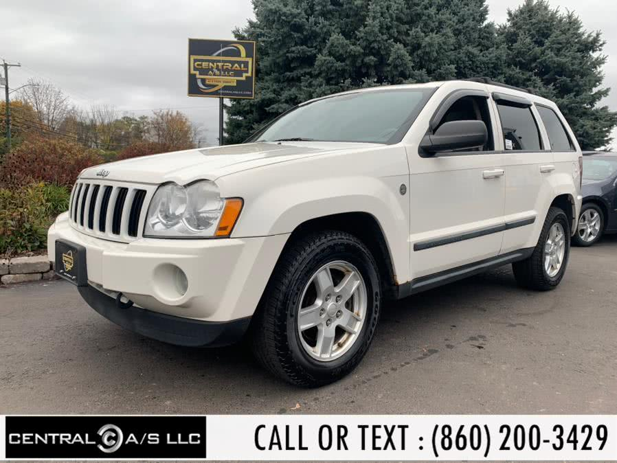 Used Jeep Grand Cherokee 4WD 4dr Laredo 2007 | Central A/S LLC. East Windsor, Connecticut