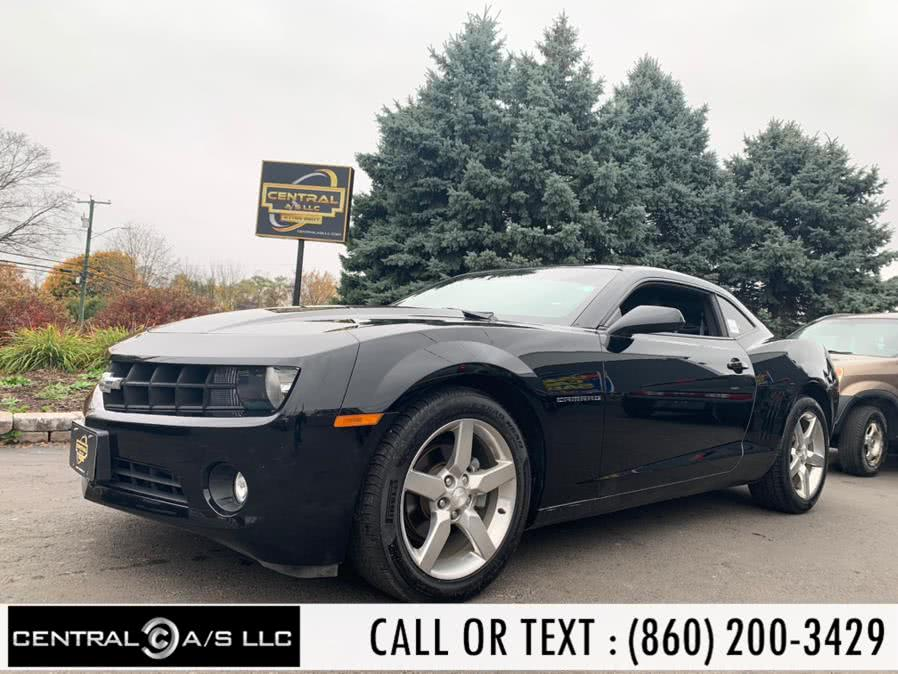 Used Chevrolet Camaro 2dr Cpe 2LT 2011 | Central A/S LLC. East Windsor, Connecticut