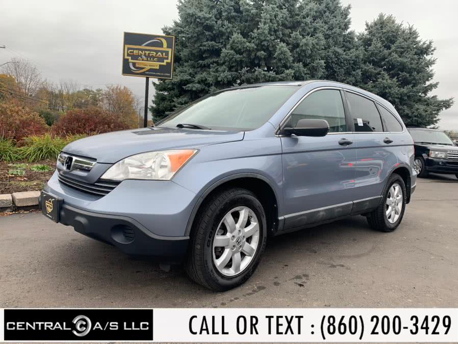 Used Honda CR-V 4WD 5dr EX 2009 | Central A/S LLC. East Windsor, Connecticut