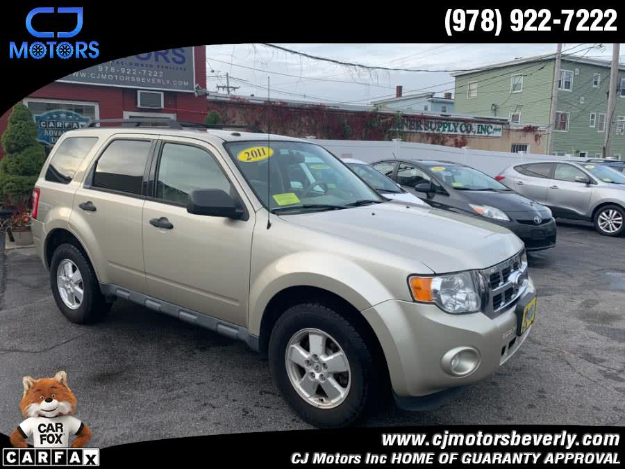 Used 2011 Ford Escape in Beverly, Massachusetts | CJ Motors Inc. Beverly, Massachusetts