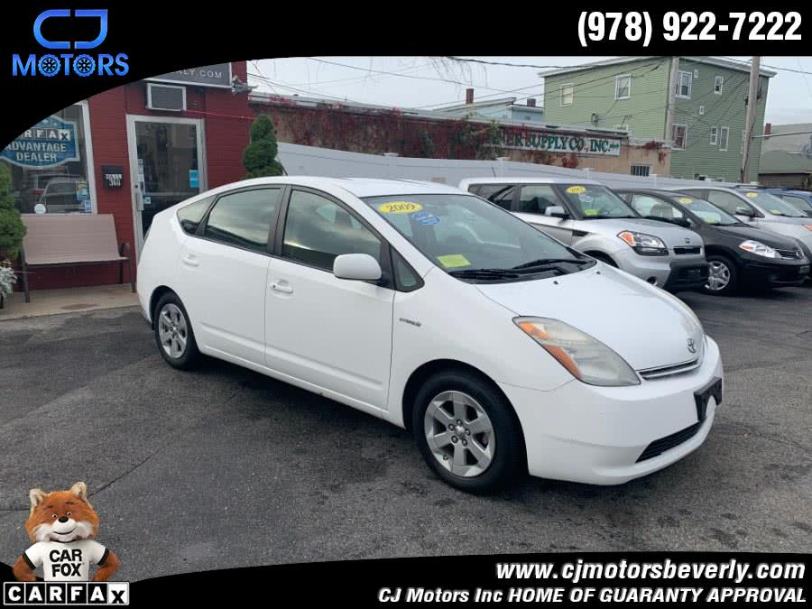 Used 2009 Toyota Prius in Beverly, Massachusetts | CJ Motors Inc. Beverly, Massachusetts