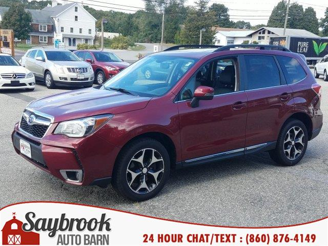 2016 Subaru Forester 4dr CVT 2.0XT Touring, available for sale in Old Saybrook, Connecticut | Saybrook Auto Barn. Old Saybrook, Connecticut