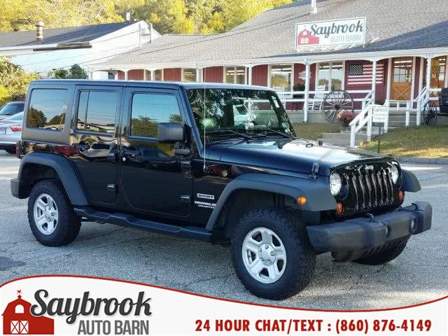 Used 2013 Jeep Wrangler Unlimited in Old Saybrook, Connecticut | Saybrook Auto Barn. Old Saybrook, Connecticut