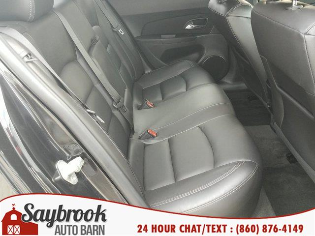 Used Chevrolet Cruze 4dr Sdn Auto Diesel 2014   Saybrook Auto Barn. Old Saybrook, Connecticut