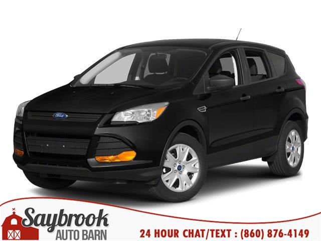 2013 Ford Escape 4WD 4dr SEL, available for sale in Old Saybrook, Connecticut | Saybrook Auto Barn. Old Saybrook, Connecticut