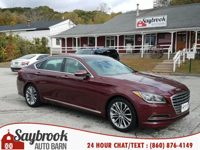 Used 2015 Hyundai Genesis in Old Saybrook, Connecticut | Saybrook Auto Barn. Old Saybrook, Connecticut
