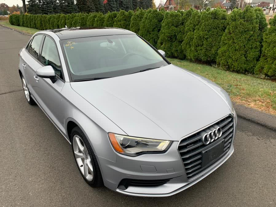 Used 2015 Audi A3 in Canton, Connecticut | Lava Motors. Canton, Connecticut