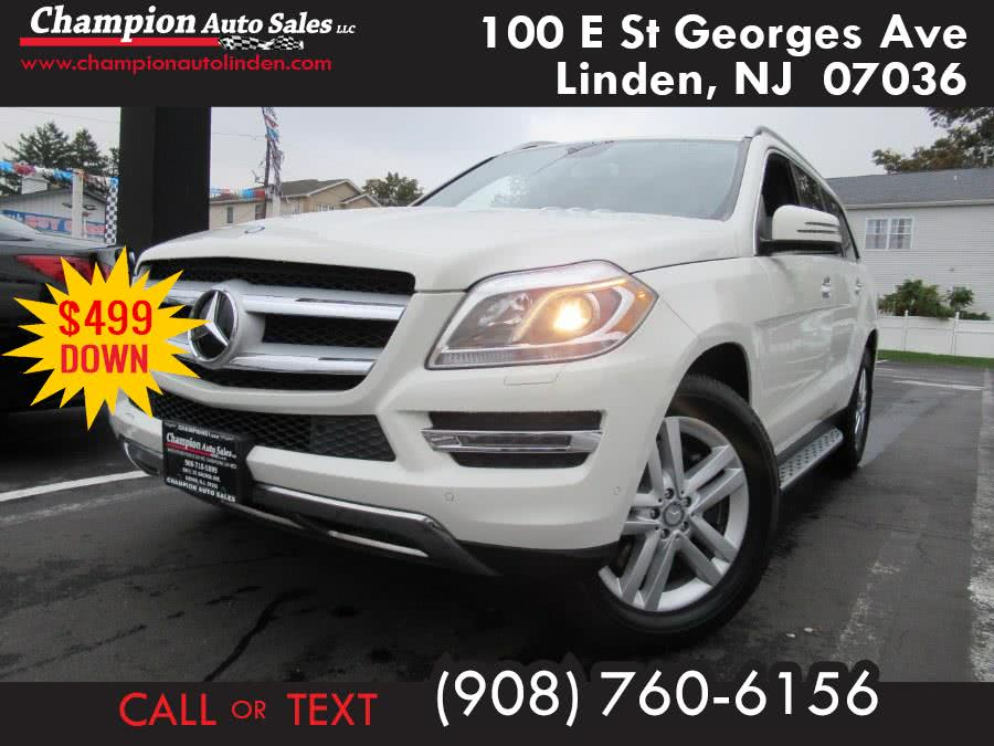 Used 2013 Mercedes-Benz GL-Class in Linden, New Jersey | Champion Used Auto Sales. Linden, New Jersey