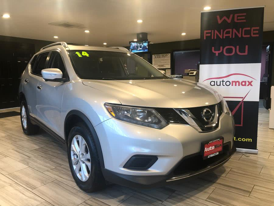 Used 2014 Nissan Rogue in West Hartford, Connecticut | AutoMax. West Hartford, Connecticut