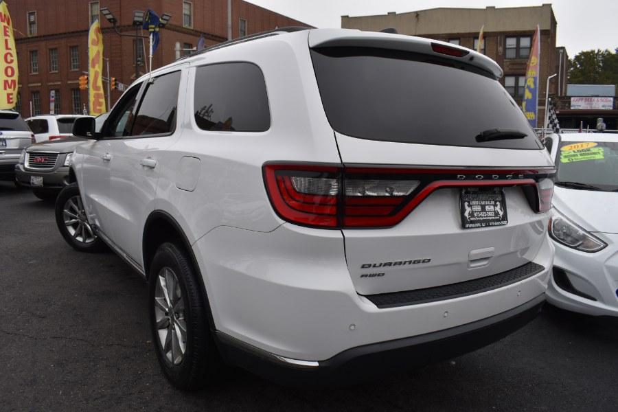 Used Dodge Durango SXT AWD 2017 | Foreign Auto Imports. Irvington, New Jersey